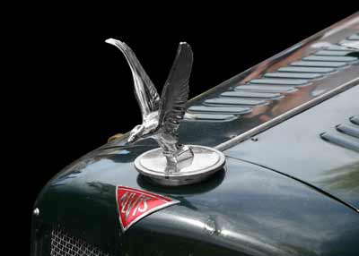 Alvis Speed 20 SA Silver Eagle