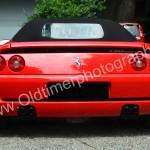 Ferrari F355 M5.2 Spider Heckansicht/rear view