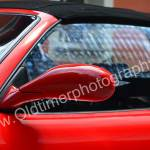 Ferrari F355 Spider und seine prägnanten Aussenspiegel