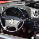 Ferrari F355 Spider Interieur