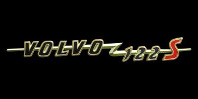 Logo VOLVO 122 S (1958-1970)