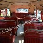 Mercedes-Benz O 3500 Omnibus von 1950 ideal auch für Hochzeiten