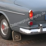 Volvo Amazon Heckdetail