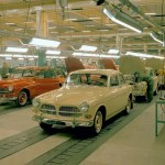 Volvo P 120 Amazon 1957–1970 Produktion