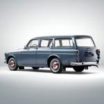 Volvo P 220 Amazon Kombi 1961 Rückseite