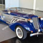 Auburn 852 Supercharged Speedster 1936
