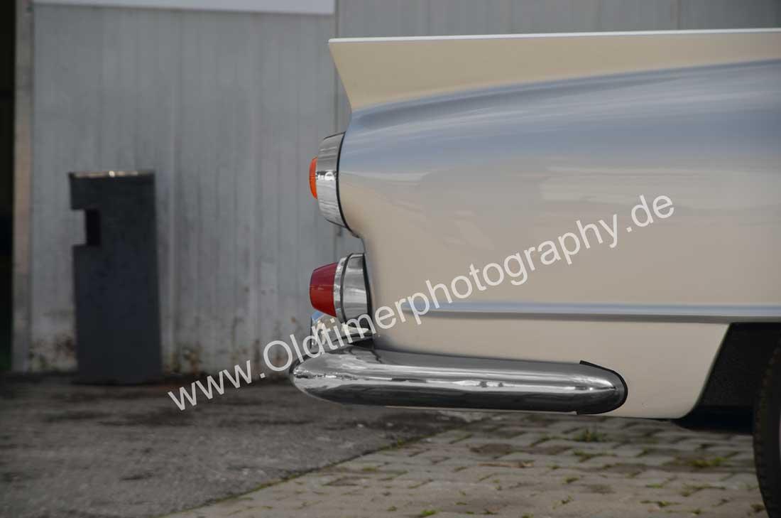 Auto Union 1000 SE millespecial Heckflossen