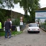 BMW 1802 bei der Einfahrt zur 5. Kressbronn Classics