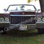Cadillac DeVille Convertible Baujahr 1970