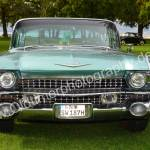 Cadillac Series 62 Baujahr 1959 Frontansicht