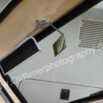 BMW Isetta 250 mit Sonnenblende und Rückspiegel