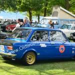 Fiat 128 im Rallye-Look