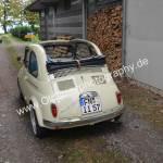 Fiat 500 Nuova Landaulet...