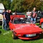Fiat X1/9 erstmals auf der Kressbronn Classics