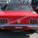 Ford Mustang Cabriolet mit Edelbrock Supercharger