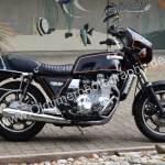 Kawasaki Z 1300 mit wassergekühltem Sechszylinder-Viertaktmotor