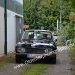 Lancia Fulvia ebenfalls auf der Kressbronn Classics