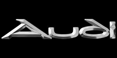 Emblem/Schriftzug auf Audi 100 S Coupé