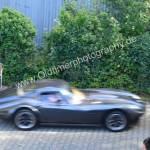 Marcos GT bei der Einfahrt