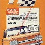 NSU TT Werbung 1970er Jahre