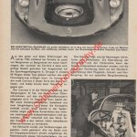 Porsche Carrera 6 in hobby 60er Jahre Seite70