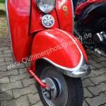 Vespa Roller PX auf der 5. Kressbronn Classics