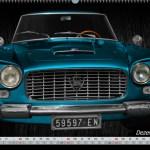 12 Lancia Flaminia