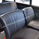 Audi F103 Variant mit Kunststoffleder-Sitze und eben umklappbarer Sitzbank hinten