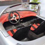 Colani GT mit Sicht auf Interieur und Kunststoffschalensitze