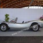 Colani GT mit seinem sehr aerodynamisch, niedrigen Seitenprofil