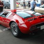 De Tomaso Mangusta rear view