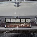 1947 Buick Super Convertible Radio mit BUICK-Stationstasten