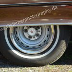 1970 Cadillac DeVille Convertible Bereifung P225/75R15