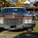 1970 Cadillac DeVille Convertible Frontansicht