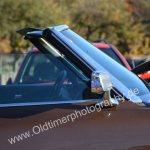 1970 Cadillac DeVille Convertible Frontfensterrahmen Detail
