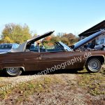 1970 Cadillac DeVille Convertible Seitenansicht