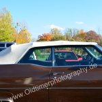 1970 Cadillac DeVille Convertible mit geschlossener Persenning