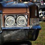 1970 Cadillac DeVille Convertible mit nebeneinander liegenden Dopppelscheinwerfer ab 1969