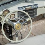 Buick Super Convertible Ansicht von oben auf Armaturentafel