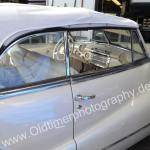 Buick Super Convertible Seitenansicht mit geschlossener Persenning