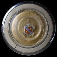 Logo Buick auf Lenkrad von Buick Super Series 50