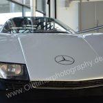 Mercedes-Benz C 111 Frontansicht