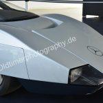 Mercedes-Benz C 111 Frontdetailansicht