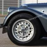 Morgan Plus 8 mit Original Morgan Felgen Bereifung 205-60 R 15 V