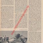 Triumph TR3 Test und technische Daten aus AMS Heft 14-1956 Seite 16