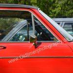 Audi 100 LS Türdetail vorne