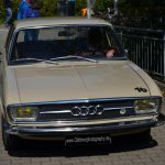 Audi 100 Viertürer 1968–1973