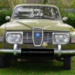SAAB 96 Frontansicht / front view 1969-1974