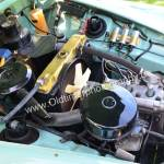 Wartburg 312 Motorraum