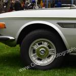 BMW 3.0 CSi Frontdetail